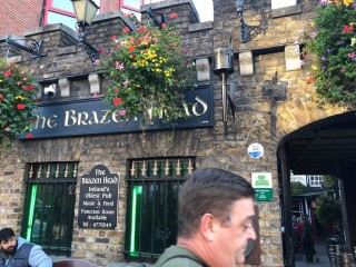 b2ap3_small_Dieter-kerens---digidata-outside-oldest-pub--the-Brazenhead A picture speaks a thousand words